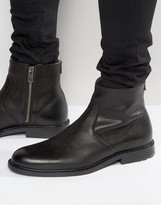 BOSS ORANGE by Hugo Boss Culroot Zip Boots