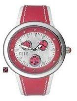 Elle Women's Leather watch #TW000J9200