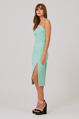 Finders Keepers DANIELLA DRESS mint