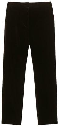 Max Mara Rolf Slim Velvet Trousers