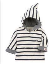 Petit Bateau Babys hooded jacket