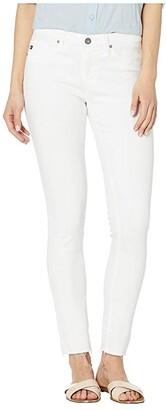 AG Jeans Leggings Ankle in White (White) Women's Jeans