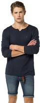 Tommy Hilfiger Solid V-Neck Sweater