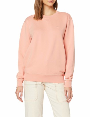 G Star Women's Loose Long Sleeve Sweatshirt