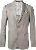 Z Zegna two-button blazer - men - Cotton/Linen/Flax/Cupro/Wool - 48