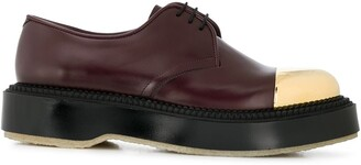 Undercover x Metal Adieu Type 54 Oxford shoes