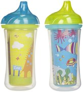 Munchkin Insulated Sippy Cup - Multicolor - 9 oz - 2 ct
