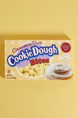 Urban Outfitters Cinnamon Bun Cookie Dough Bites - Assorted January at