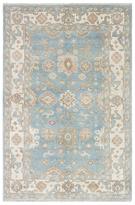 "Ecarpetgallery Royal Ushak Hand-Knotted Wool Rug (5'11"" x 9'1"")"