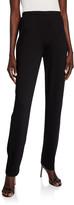 Caroline Rose Ponte Slim Pants