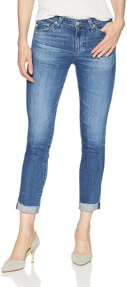AG Jeans Women's Prima ROLL-UP