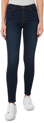 Outland Denim Isabel Organic Cotton Blend Skinny Jeans