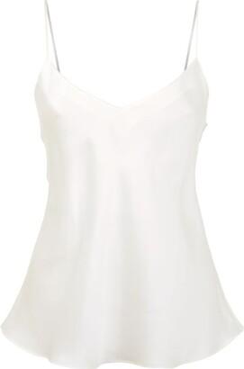 Simone Perele Silk Pyjama Camisole Top