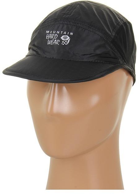 Mountain Hardwear Apparition Running Cap (Black) - Hats