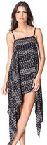 Red Carter HiLo Tank Cover-Up - 8125037