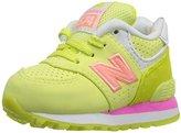 New Balance KL574 State Fair Running Shoe (Infant/Toddler)