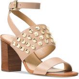 MICHAEL Michael Kors Valencia Two-Piece Dress Sandals