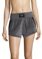 Velour Sport Shorts