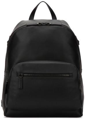 Prada Zipped Front Pocket Backpack