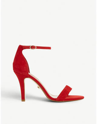 Dune Mydro suede two-part sandals