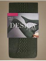 M&S Collection Secret SlimmingTM Opaque Tights