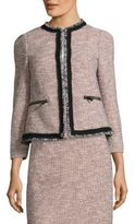 LK Bennett Gee Tweed Jacket