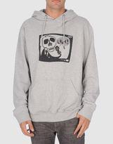 Diesel Hooded sweatshirts