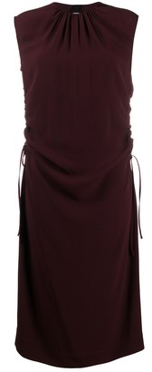 Marni Ruched Front Dress