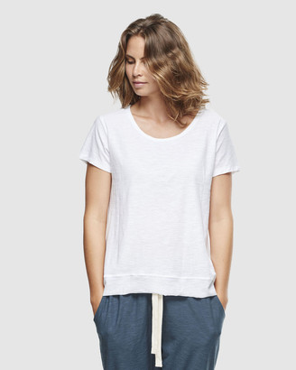 Cloth & Co. Organic Cotton Slub T-Shirt