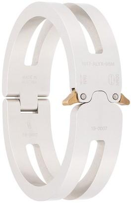 Alyx Buckle Clip Cuff Bracelet