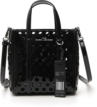 Marc Jacobs The Perforated Mini Tag Tote Bag