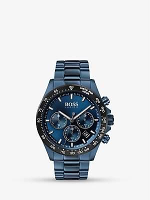 HUGO BOSS Men's Hero Sport Chronograph Date Bracelet Strap Watch