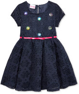 Nannette Lace Special Occasion Dress, Toddler Girls (2T-5T) & Little Girls (2-6X)