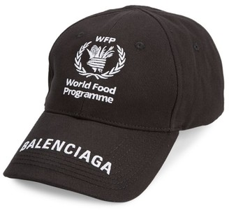 Balenciaga World Food Programme x Baseball Cap