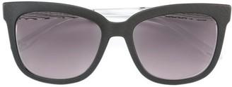 HUGO BOSS Cat Eye Frame Sunglasses