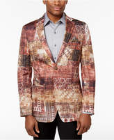 Tallia Men's Slim-Fit Graphic-Print Sport Coat