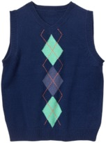 Crazy 8 Argyle Sweater Vest
