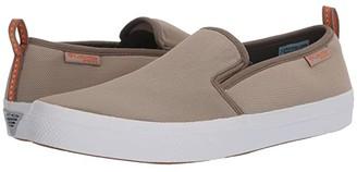 Columbia PFG Dorado Slip II (Canvas Tan/Valencia) Men's Shoes