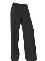 Giorgio Armani Wool Light Crepe Trousers