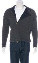 McQ by Alexander McQueen Lightweight Zip Jacket