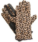 Isotoner Women's Stretch Fleece smarTouch Gloves with Spill