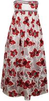 Tory Burch Floral Print Dress