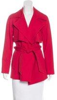 Maison Margiela Wool Notch-Lapel Jacket