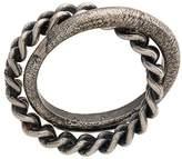 Goti chain detail ring