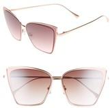 Leith Women's Pinkaboo 58Mm Sunglasses - Pink