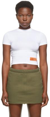 Heron Preston White Baby T-Shirt