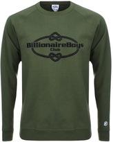 Billionaire Boys Club Knot Sweatshirt Green
