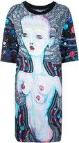 Romance Was Born Changes T-shirt dress - women - Cotton - 6