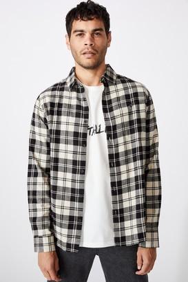 Cotton On Rugged Long Sleeve Shirt