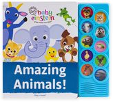 Baby Einstein Baby EinsteinTM Amazing Animals: Play-A-Sound® Book